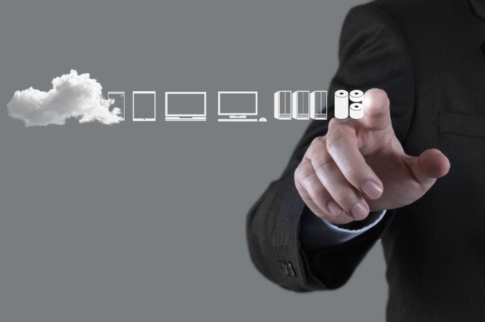 Penerapan dalam CloudServices